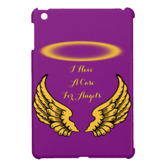Angels Wings and Halos Customize iPad Mini Covers