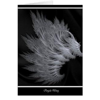 Angels Wings Friendship Card