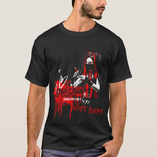 Angelspit Vena Cava Mens Shirt