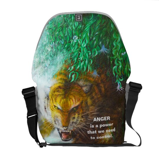 ANGER COMMUTER BAGS