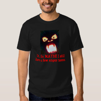 Anger Issues T Shirt
