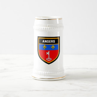 Angers Flag Beer Stein