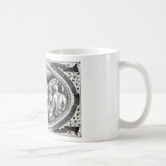 anges mug blanc
