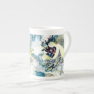 Anges Mug En Porcelaine