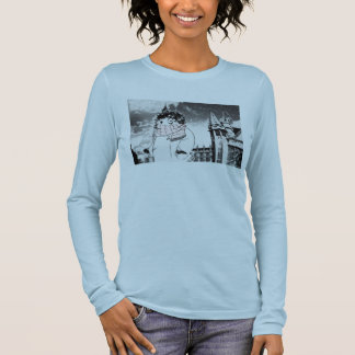angie long sleeve T-Shirt