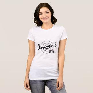 Angie's Diary Women's T-Shirt