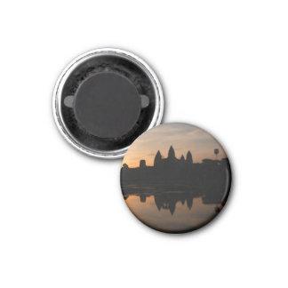 angkor sun reflections magnet