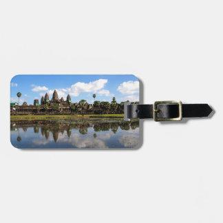 Angkor Wat, Cambodia Luggage Tag