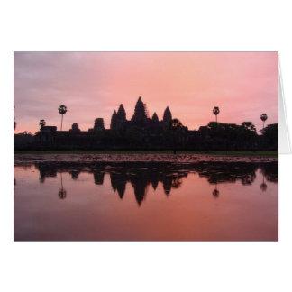 Angkor Wat Card