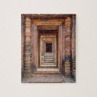 Angkor Wat Entryway, Cambodia Jigsaw Puzzle