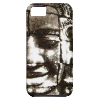 Angkor Wat Smiling Face iPhone 5 C-M Vibe™ Case