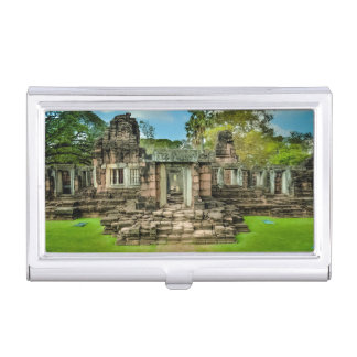 Angkor Wat temple Cambodia UNESCO Business Card Holders