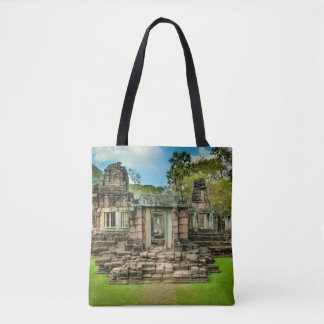 Angkor Wat temple Cambodia UNESCO Tote Bag
