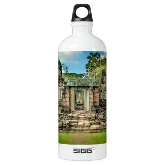 Angkor Wat temple Cambodia UNESCO Water Bottle