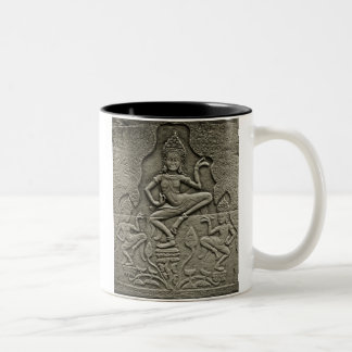 Angkor Wat Two-Tone Coffee Mug