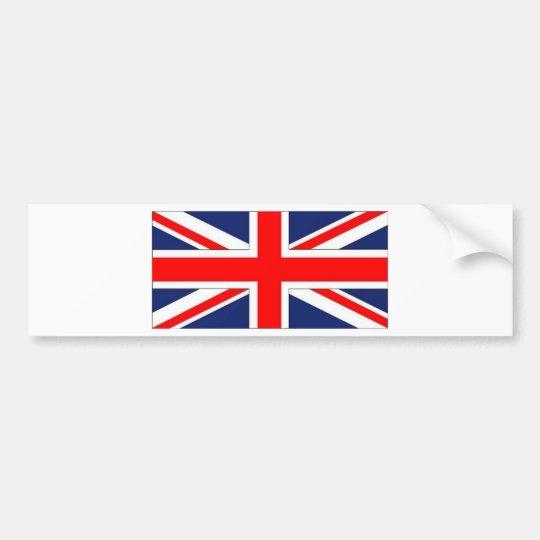 ANGLAIS.png FLAG Bumper Sticker