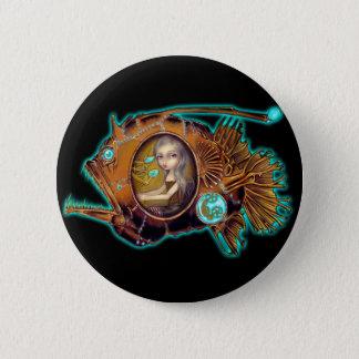 """Anglerfish Submarine"" Button"