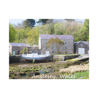 Anglesey, Wales Canvas Print