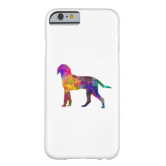 Anglian French Hound in watercolor Barely There iPhone 6 Case