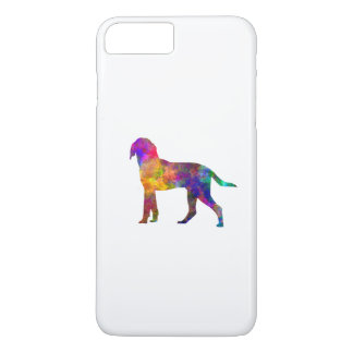 Anglian French Hound in watercolor iPhone 7 Plus Case