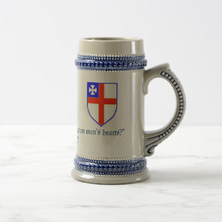 Anglican Beer Stein 18 Oz Beer Stein