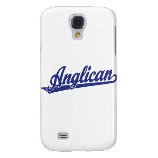 Anglican Script Logo Samsung Galaxy S4 Cases