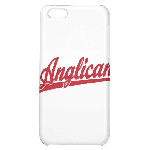Anglican Script Logo iPhone 5C Case
