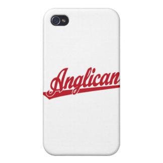 Anglican Script Logo iPhone 4 Case