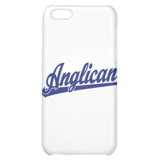 Anglican Script Logo iPhone 5C Covers