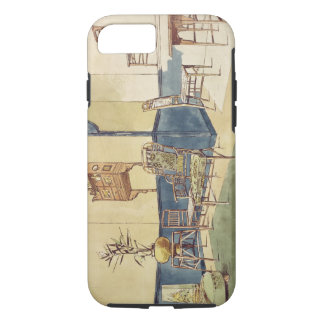 Anglo Japanese style furniture designs by Edward W iPhone 7 Case