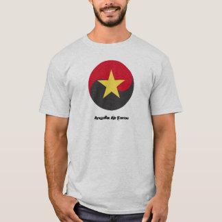 Angola Air Force t-shirt roundel/emblem amazing