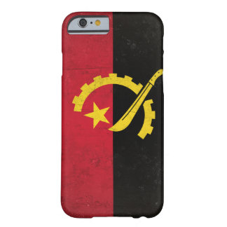 Angola Barely There iPhone 6 Case