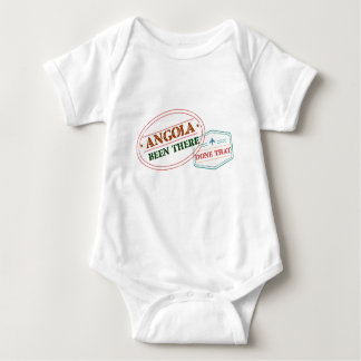 Angola Been There Done That Baby Bodysuit