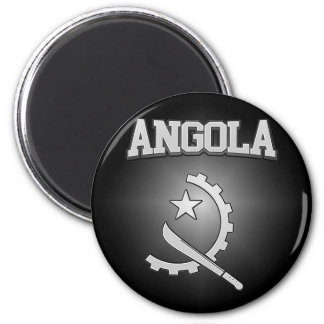 Angola Coat of Arms Magnet