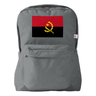 Angola Flag Backpack