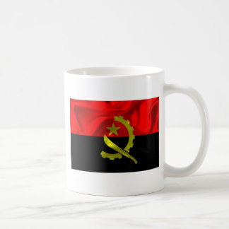 Angola Flag Coffee Mug