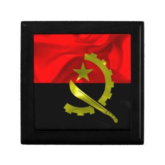 Angola Flag Gift Box