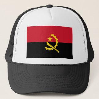 Angola Flag Hat