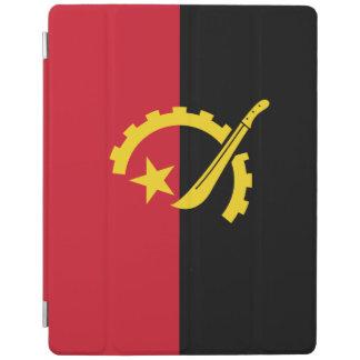 Angola Flag iPad Cover