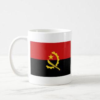 Angola Flag ~ Map Mug