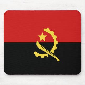Angola Flag Mousepad