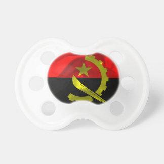 Angola Flag Pacifier