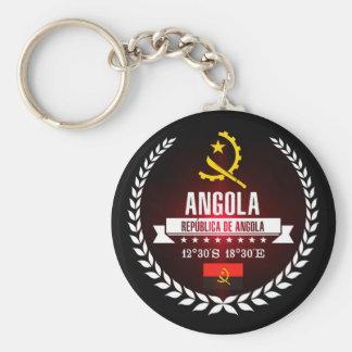 Angola Keychain
