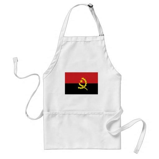 Angola National Flag Aprons