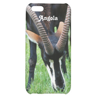 Angola Sable Antelope Case For iPhone 5C