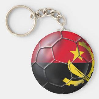 Angolan ball Black Antelopes soccer gear Keychain