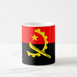 Angolan Flag Coffee Mug