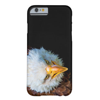 Angry american bald eagle barely there iPhone 6 case