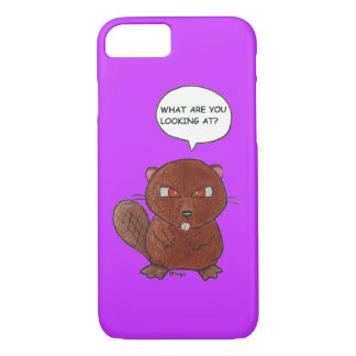 Angry Beaver iPhone 7 Case
