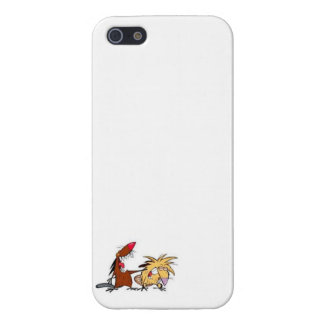 Angry Beavers iPhone 5/5S Case